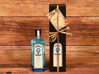 Bombay Sapphire Gin 70 cl.