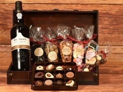 påskeæg chokolade online