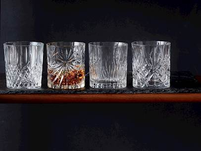 Lyngby selection whiskyglas