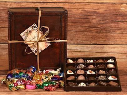 Dansk Chokolade & Chokoladeblanding