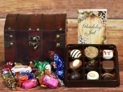 Luksuschokolade & Chokoladeblanding