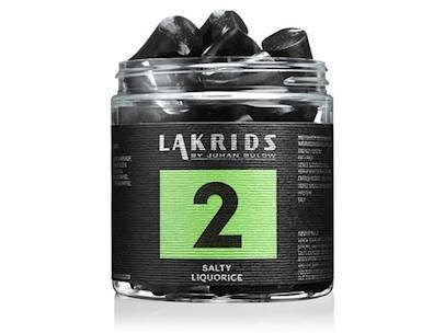 NO. 2 SALTY LIQUORICE